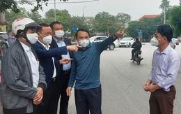 Nghệ An: Mở rộng vùng phong tỏa, kiểm soát chặt ổ dịch tại TP Vinh