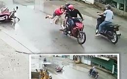 Truy xét 2 tên cướp kéo lê cô gái trên đường