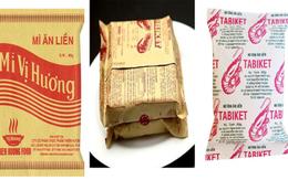 """5 thương hiệu mì gói nổi tiếng từ thời """"ông bà ta"""" của người Việt"""