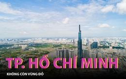 TP. Hồ Chí Minh không còn vùng đỏ