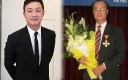 NGND Vũ Hướng - Bố của MC Anh Tuấn qua đời