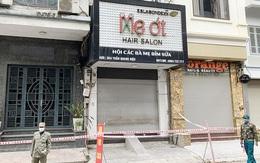 Hà Nội phát hiện 10 ca COVID-19 liên quan tiệm cắt tóc Mẹ Ớt, ổ dịch huyện Quốc Oai thêm nhiều ca