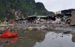 Thanh Hóa: Bãi rác quá tải, gây ô nhiễm môi trường nghiêm trọng