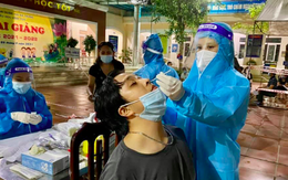 Đã có 37 người dương tính liên quan chùm ca bệnh Toà án huyện Quốc Oai
