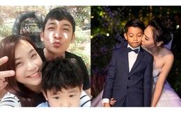 Sao Việt và con riêng của chồng: Hải Băng không để con gọi mẹ vì lý do xúc động