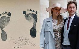 Hoàng gia Anh công bố tên chính thức của em bé mới sinh, nhắc lại quá khứ đáng hổ thẹn của nhà Meghan