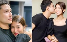 Thanh Sơn nắm chặt tay, hôn Khả Ngân nghi vấn 'phim giả tình thật'
