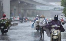 Miền Bắc nắng khô trước khi không khí lạnh tràn về vào cuối tuần, áp thấp gây mưa lớn ở miền Trung