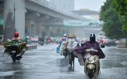 Gió mùa Đông Bắc gây mưa lạnh ở miền Bắc, nguy cơ lũ quét ở miền Trung