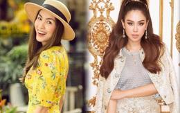 Tăng Thanh Hà qua 2 lần sinh nở gu thời trang vẫn ăn đứt cô em chồng - Tiên Nguyễn
