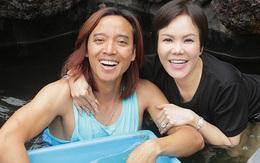 Điều ít biết về đám cưới bí ẩn tại Mỹ của danh hài Việt Hương với chồng hai