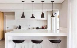 Những thiết kế nhà bếp dành riêng cho các căn hộ chung cư có diện tích dưới 60m²