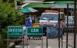 Bản tin COVID-19 ngày 8/10: 4.784 ca nhiễm mới tại Hà Nội, TP HCM và 41 tỉnh