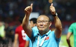 """HAGL thắng """"nghẹt thở"""" trước Hà Nội FC, HLV Park Hang-seo tìm được 2 gương mặt sáng giá"""