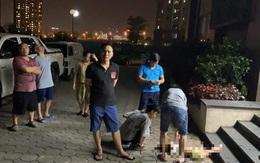 Hà Nội: Bé gái 4 tuổi rơi từ tầng 24 chung cư xuống đất tử vong