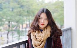 """Nữ DHS Việt xinh như bông hồng lai, sở hữu tên """"chơi chữ"""" ấn tượng"""