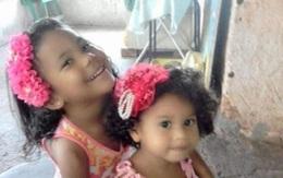 Hai chị em ôm nhau chết trong căn phòng cháy