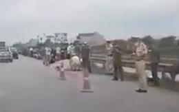 Tai nạn thương tâm: Hai vợ chồng ở Hải Dương tử vong tại chỗ