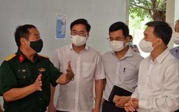 Thứ trưởng Bộ Y tế kiểm tra phòng dịch ở Sóc Trăng, Bạc Liêu, Cà Mau: Nguy cơ lây nhiễm COVID-19 luôn hiện hữu