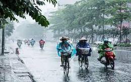 Miền Bắc sắp xuất hiện mưa dông diện rộng