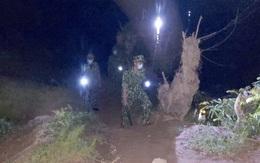 Bộ đội biên phòng Quảng Trị ngày đêm căng mình chống dịch nơi biên giới