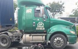 Va chạm với xe container, nữ sinh viên ở TP.HCM bị cán tử vong thương tâm