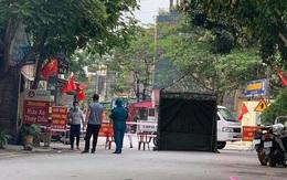 Hưng Yên bắt đầu thực hiện giãn cách xã hội với toàn thị xã Mỹ Hào và 5 xã của huyện Khoái Châu