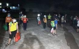 Phát hiện học sinh dương tính với SARS-CoV-2, 48 thầy trò ở Nam Định phải đi cách ly trong đêm