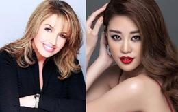 """Chiến lược váy áo thông minh, Khánh Vân """"hút"""" truyền thông nhưng chưa đủ thuyết phục nữ Chủ tịch Miss Universe"""
