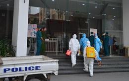 Hà Nội: Nỗ lực dập 2 phân chùm của chùm ca bệnh liên quan đến Đà Nẵng