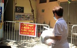 Điều trị định kỳ ở Bệnh viện K, một người phụ nữ ở Thái Bình dương tính SARS-CoV-2 khi đã cách ly