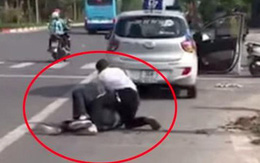 Tài xế taxi bị đâm trọng thương vẫn khống chế tên cướp đã qua cơn nguy kịch