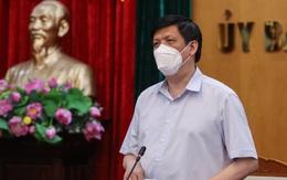 Lập ngay Tổ thường trực đặc biệt của Bộ Y tế ở Bắc Giang, Bắc Ninh, Thứ trưởng Nguyễn Thường Sơn là Tổng chỉ huy
