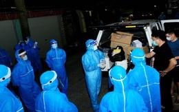 Sơn La truy vết thần tốc F1, F2, F3 liên quan nữ công nhân trở về từ ổ dịch Bắc Giang