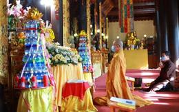 Đại lễ Phật Đản 2021 diễn ra với hình thức mới phù hợp với tình hình dịch COVID-19
