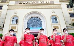 Gần 50 cán bộ, sinh viên Đại học Y Hà Nội về Bắc Ninh hỗ trợ chống dịch COVID-19