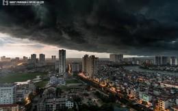 Miền Bắc sắp xuất hiện mưa lớn, cảnh báo lốc, sét, mưa đá, gió giật mạnh