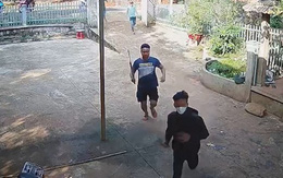 Nhóm côn đồ mang hung khí xông vào nhà dân đuổi chém người