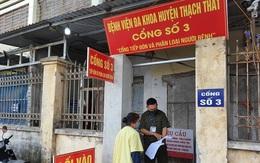Nam thanh niên mới phát hiện dương tính ở Hà Nội dùng chung toilet, điều hòa với F1 của cựu Giám đốc Hacinco