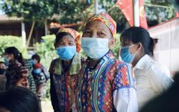 Đồng bào dân tộc Chứt ở Hà Tĩnh nô nức đi bầu cử