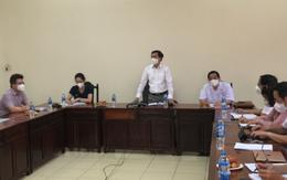 Thứ trưởng Bộ Y tế kiểm tra quản lý, điều trị bệnh nhân là F1 của Bệnh viện K tại Hải Dương