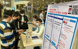 Từ 0h ngày 25/5, người dân các tỉnh về Hà Nội phải khai báo y tế trong vòng 24 giờ