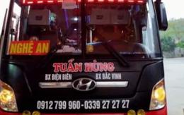 Thanh Hóa thông báo khẩn tìm người đi trên xe khách Tuấn Hùng