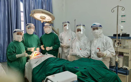Hội chẩn từ xa và phẫu thuật thành công cho bệnh nhân chấn thương hàm mặt phức tạp tại khu cách ly COVID-19