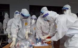 Bộ Y tế chi viện lực lượng triển khai test nhanh đến tâm dịch Việt Yên, Bắc Giang