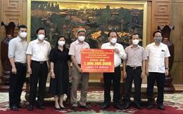 Bắc Giang đã nhận 1 tỷ đồng ủng hộ từ nghệ sĩ Quyền Linh và những người yêu lan toàn quốc