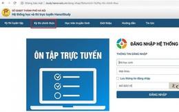 Tối 28/5: Học sinh lớp 12 tại Hà Nội sẽ tham gia kiểm tra khảo sát trực tuyến