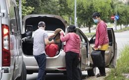 Ký túc xá Đại học Quốc gia TP.HCM chuẩn bị thành khu cách ly tập trung: Sinh viên bắt đầu rời đi