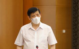 Bộ trưởng Bộ Y tế: Trong 7 ngày hỗ trợ tiêm hết 400.000 liều vaccine ở Bắc Ninh, Bắc Giang