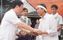 Chủ tịch UBND tỉnh Nghệ An thăm hỏi gia đình nam sinh quên mình cứu 3 bạn đuối nước